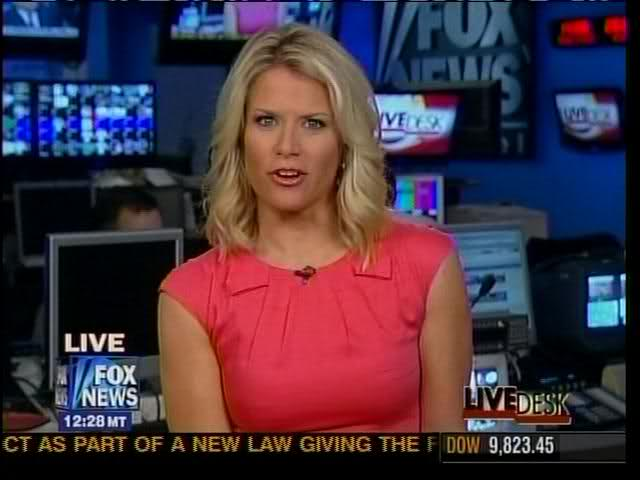 Martha MacCallum Hot